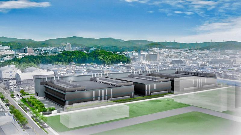 NTT Com、茨木市に大阪第7データセンターを開設、2019年12月1日から ...