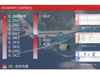 日本トランスオーシャン航空がBIシステムを構築、4時間以上かけていたExcel作業を撤廃   IT …
