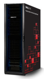 写真1●Dell EMC Ready Bundle for Red Hat OpenStack Platformの外観