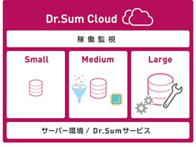 ウイングアーク1st、BIエンジン「Dr.Sum」のクラウド版「Dr.Sum Cloud」を提供