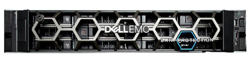 写真3:Dell EMC Integrated Data Protection Appliance(IDPA) DP4400の外観