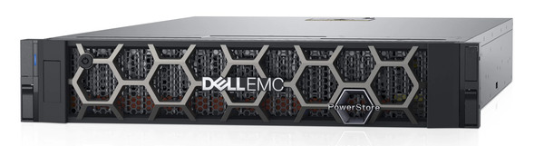 写真1:「Dell EMC PowerStore 500」の外観